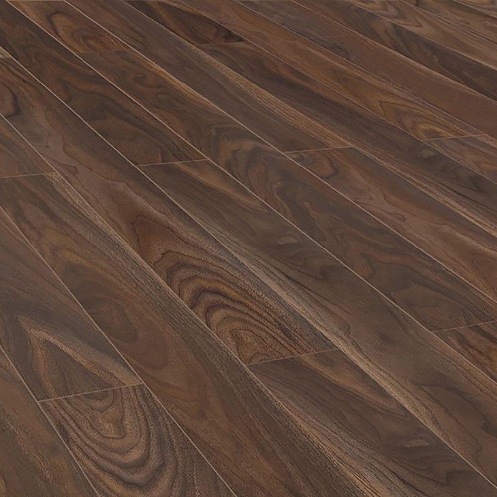 Walnut Laminate Flooring By Kaindl In, Forest View Chocolate 8mm Laminate Flooring