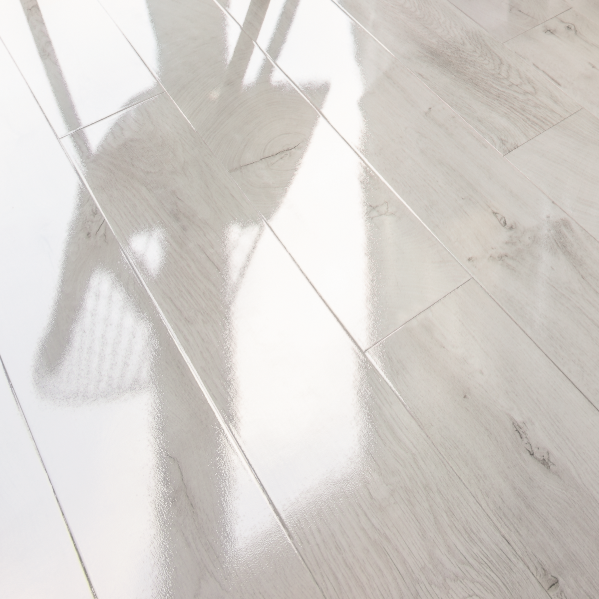 High Gloss Laminate Flooring Floors, Super Gloss White Laminate Flooring