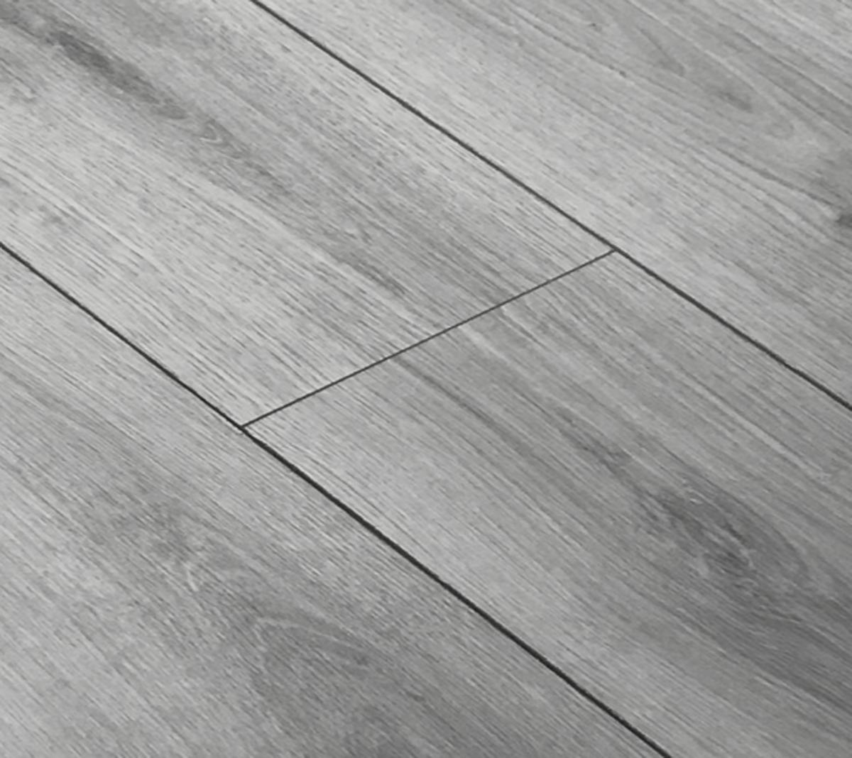 Oak Grey Laminate Flooring 12mm, Tough Laminate Flooring