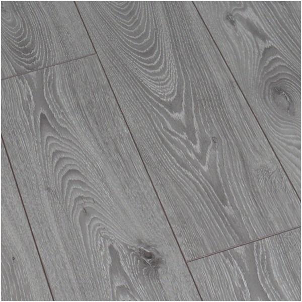 Kronotex Timeless Oak Grey12mm V Groove Ac5 Laminate Flooring
