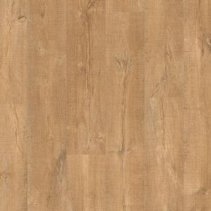 Quick Step: Perspective Wide - Oak Planks With Saw Cuts Nature Laminate Flooring (ULW1548)