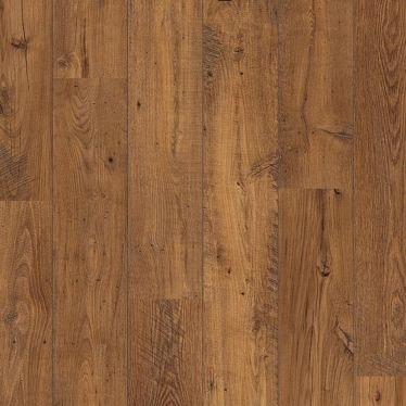Quick Step: Perspective Wide - Reclaimed Chestnut Antique Oak Planks Laminate Flooring (ULW1543)