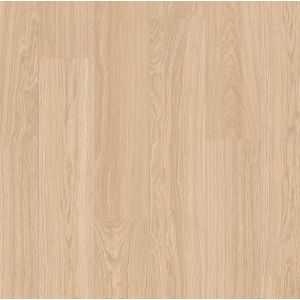 Quick Step: Perspective Wide - Oak White Oiled Laminate Flooring Planks (ULW1538)