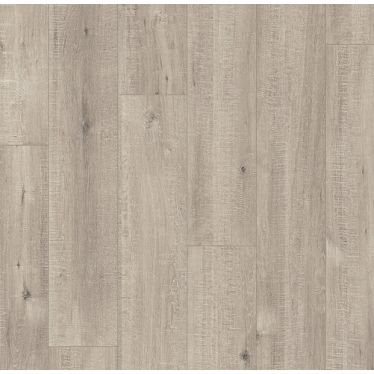 Quick Step Impressive Ultra Saw Cut Oak Grey Laminate Flooring - IMU1858