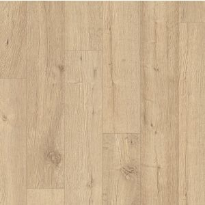 Quick Step Impressive Ultra Sandblasted Oak Natural Laminate Flooring - IMU1853