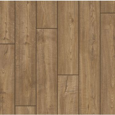 Quick Step Impressive Ultra Scraped Oak Grey Brown Laminate Flooring - IMU1850