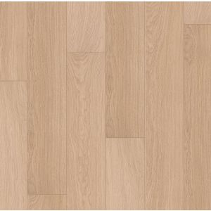 Quick Step Impressive White Varnished Oak Laminate Flooring - IM1305
