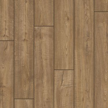 Quick Step Impressive Scraped Oak Grey Brown Laminate Flooring - IM1850