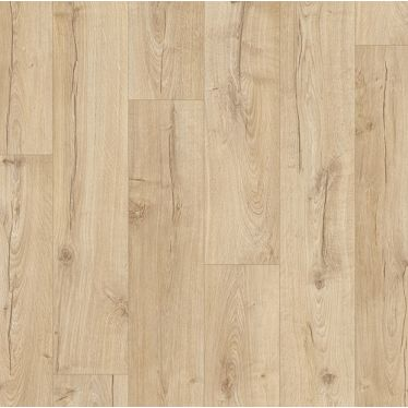 Quick Step Impressive Classic Oak Beige Laminate Flooring - IM1847