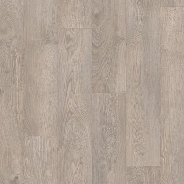 Quick Step Classic Old Oak Light Grey Laminate Flooring - CLM1405