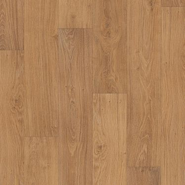 Quick Step Classic Natural Varnished Oak Laminate Flooring - CLM1292