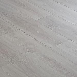 Egger white oyster oak 12mm V groove laminate flooring