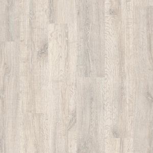 Quick Step Classic Reclaimed White Patina Oak Laminate Flooring - CL1653