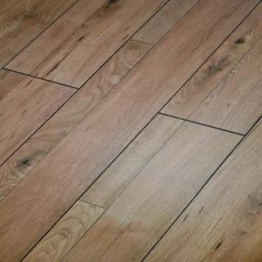 Classen sahara oak multi strip 8mm v groove laminate flooring