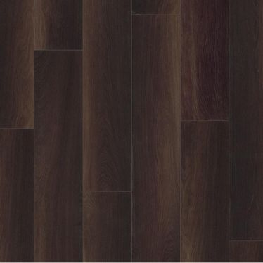 Quick Step: Perspective Wide - Fumed Oak Dark Planks Laminate Flooring (UFW1540)
