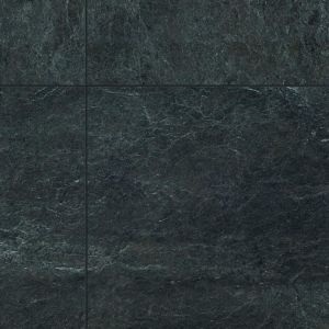 Quick step exquisa slate black galaxy tile laminate flooring EXQ1551