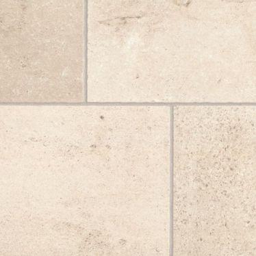 Quick step exquisa ceramic white tile laminate flooring EXQ1553