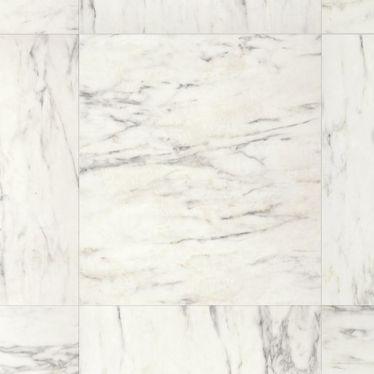 Quick step arte marble carrara laminate floor tiles UF1400