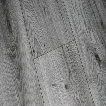 Studio Millennium Oak Grey 7mm V Groove Laminate Flooring