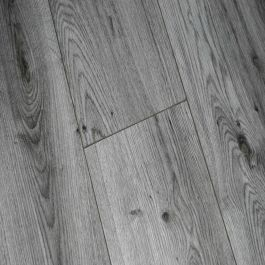 Studio Millennium Oak Grey Laminate Flooring 7mm V
