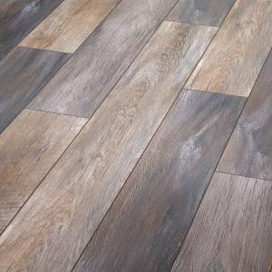 Kronotex oak rustic 12mm V groove AC5 laminate flooring