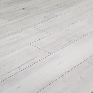Krono Gala white oak wide 8mm v groove laminate flooring