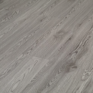 Grey mid oak WPC luxury vinyl flooring tiles LVT Click flooring