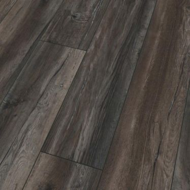 Kronotex harbour oak dark 12mm V groove AC5 laminate flooring