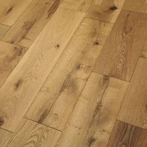 European oak 20mm brushed and oiled 130mm solid wood flooring