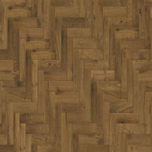 Herringbone smoked oiled 18mm solid wood flooring