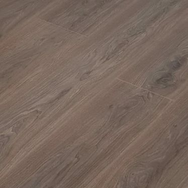 BerryAlloc 8mm poppy oak brown V Groove Laminate Flooring