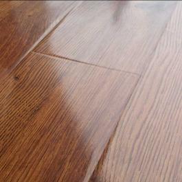 Cherry Antique Oak Laminate Flooring 8mm