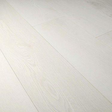 Kronoswiss Davos oak white 12mm v groove AC5 laminate flooring