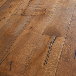 Emperor Distressed Vintage Oak Engineered Wood Flooring