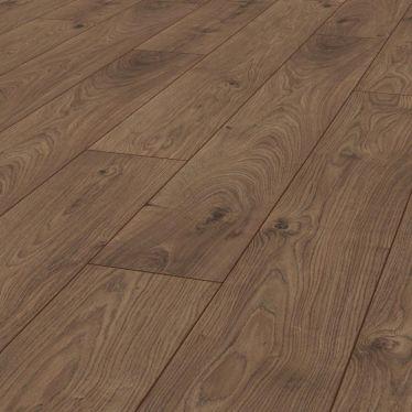 Kronotex Atlas oak coffee 12mm V groove AC5 laminate flooring