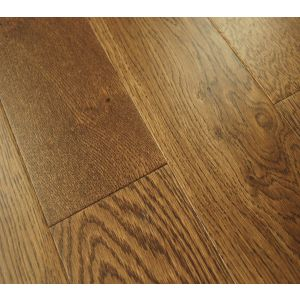 Coffee Oak Lacquered Engineered Wood Flooring