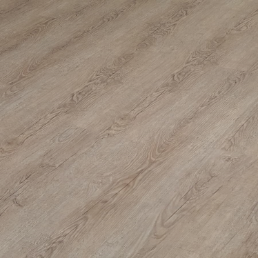 Light teak oak WPC luxury vinyl flooring tiles LVT Click flooring