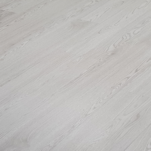 Bleached light oak WPC luxury vinyl flooring tiles LVT Click flooring