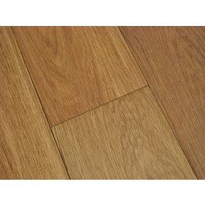 Wide Natural Rustic brushed and oiled engineered wood flooring