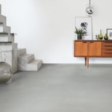 Quick Step: minimal light grey Livyn Ambient Click Luxury Vinyl Flooring Tiles LVT - AMCL40139