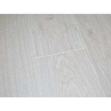 Krono waveless oak white 8mm v groove laminate flooring