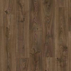 Quick Step: Cottage Oak Dark Brown Livyn Balance Click Luxury Vinyl Flooring Tiles LVT - BACL40027