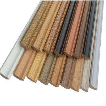 Beading For Edging Of Solid Wood And Laminate Floor