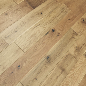 Natural oak lacquered 90mm 18mm solid wood flooring