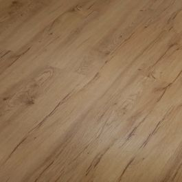 Natural Oak Distressed Wpc Luxury Vinyl Flooring Tiles Lvt