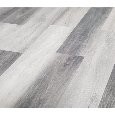Dust oak grey WPC luxury vinyl flooring tiles LVT Click flooring