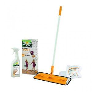 Wood Floor Cleaning Kit